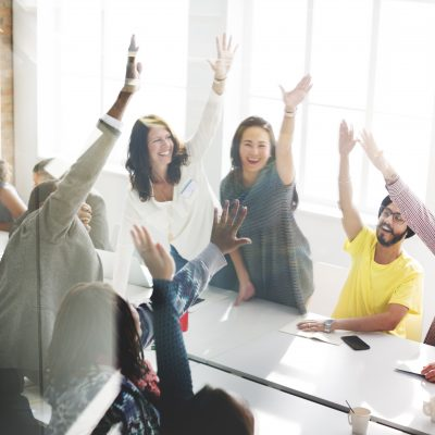 Business Team Achievement Success Mission Concept