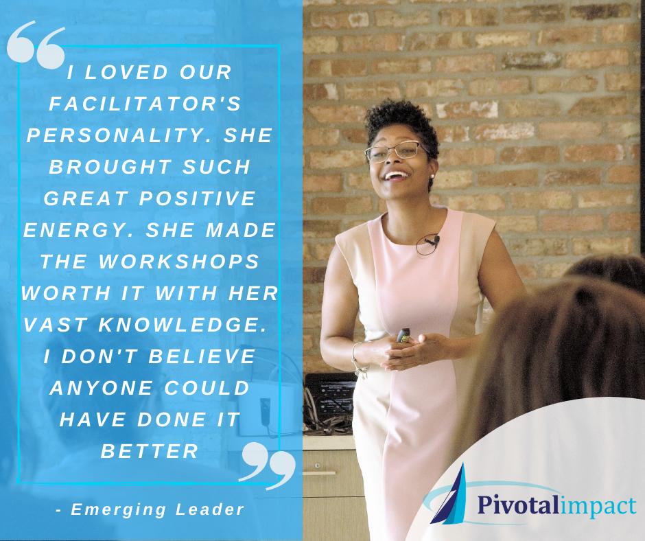 Facilitating emerging leaders